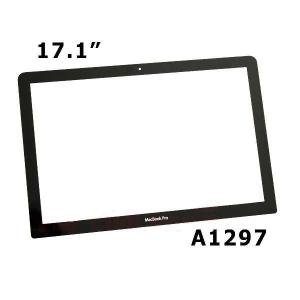 New For Macbook Pro 17&Quot; / 17.1&Quot; Front Lcd Glass/Bezel Cover For A1297 A1287