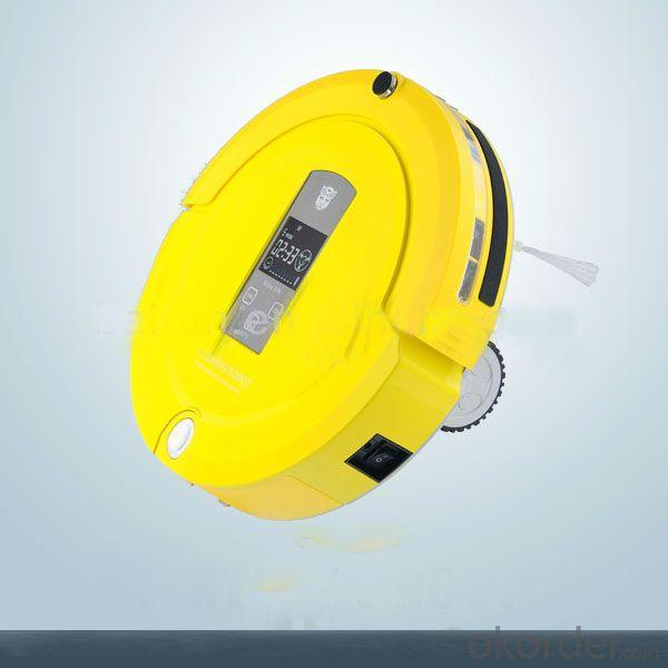 2014 Fashionable Electric Appliance Vacuum Cleaner Robot