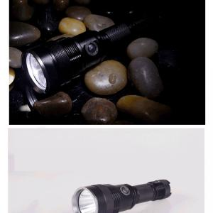 CT9T High Power LED Flashlight