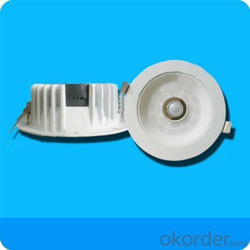 12w/15w Warm White Motion Sensor Led Downlight