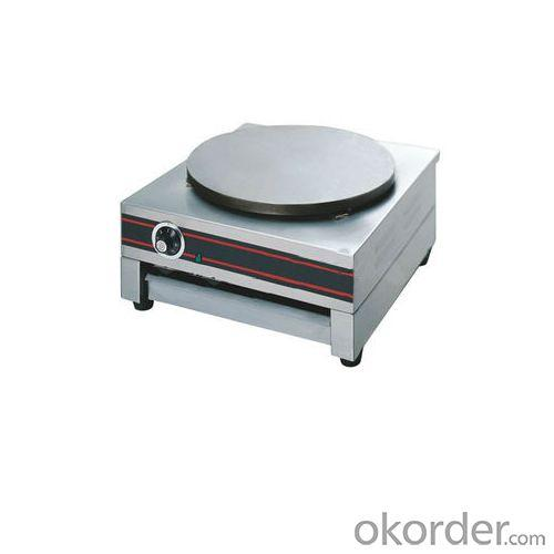 Electric Crepe Maker with 1 Plate Table