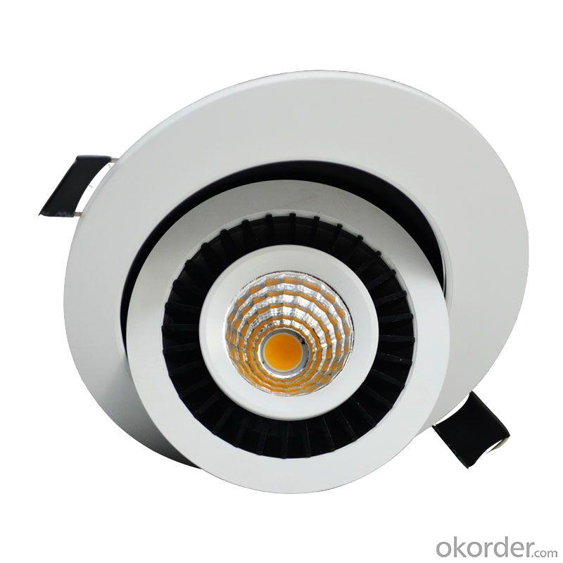 2014 Energy-saving 5W COB Led Dimmable Downlights