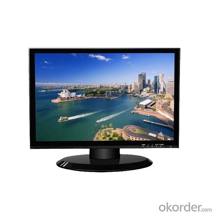 22 Inch LCD Monitor With Wide Screen LCD Monitor For Tv Monitor