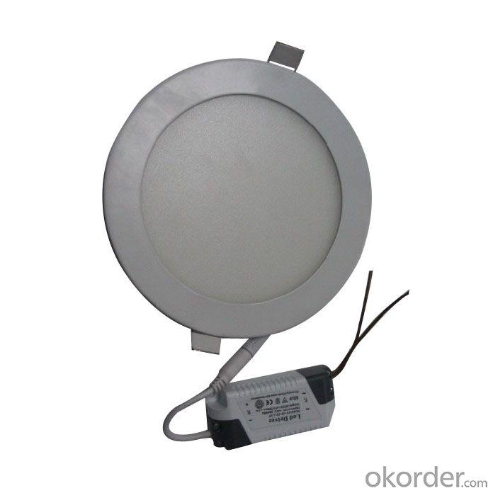 2 Years Warranty Ultra-Thin Round 15w Recessed Led Downlight