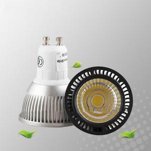 Perfect Details 4W/6W Cob Led Spotlight Gu10
