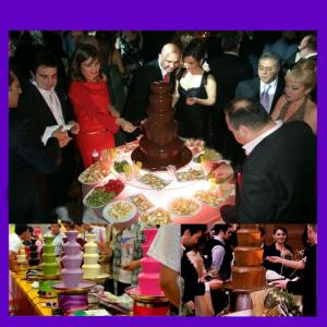 2014 Very Hot 4-Tier Chocolate Fountain China With Ce