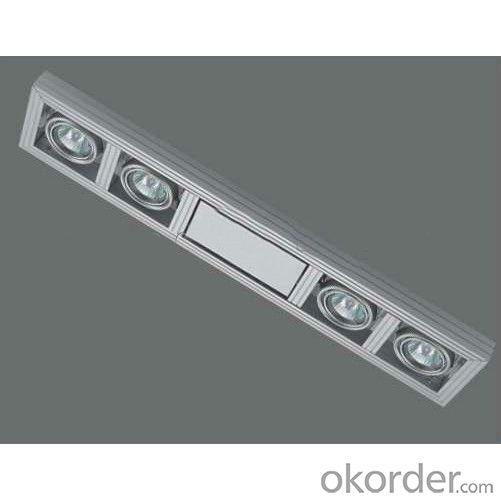 Modern Aluminum Commercial Dimmable Led Hanging Pendant Lighting For High Ceiling