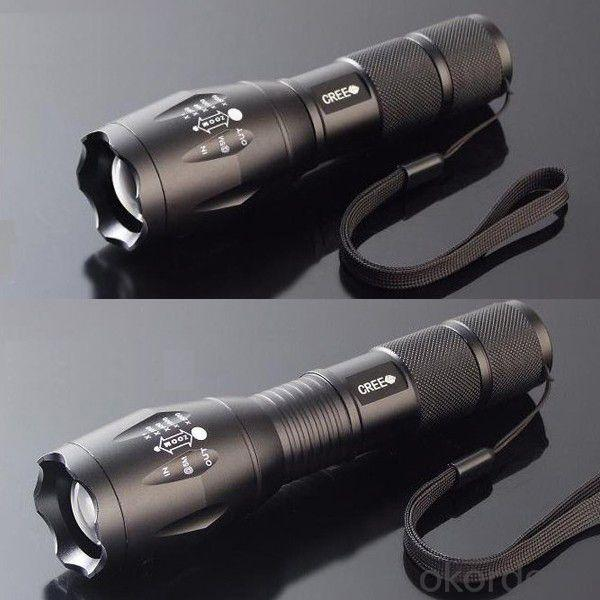 UltraFire CREE XML-T6 1000 Lumens LED Flashlight Torch