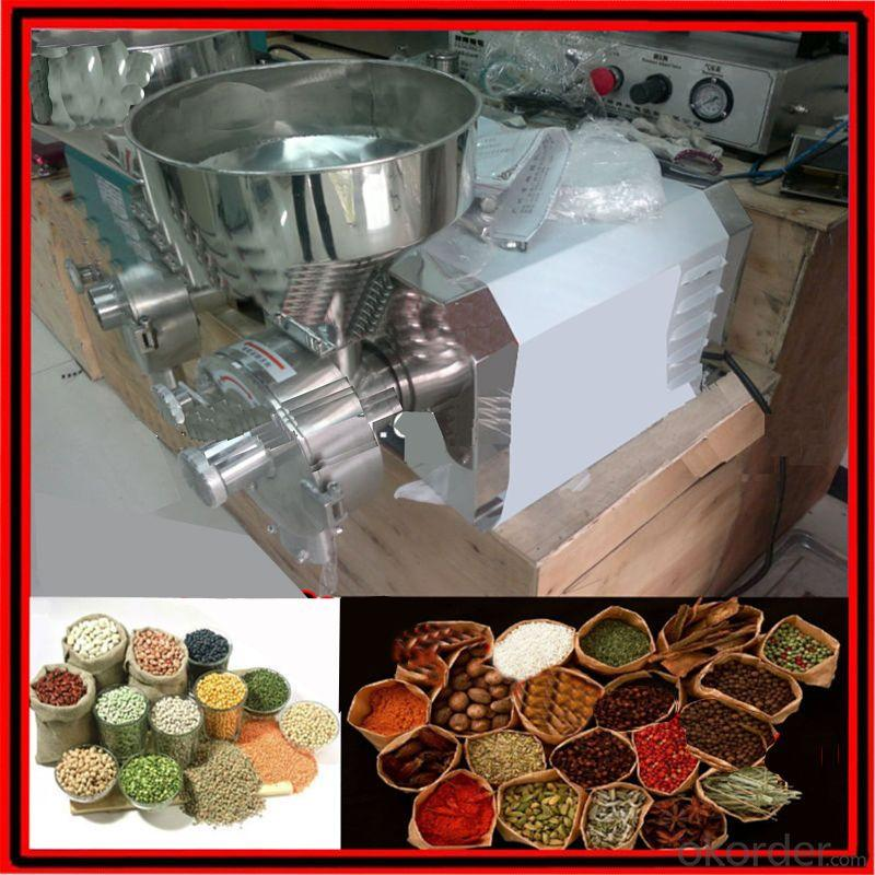 Small Home Use Spice Grinder Machine