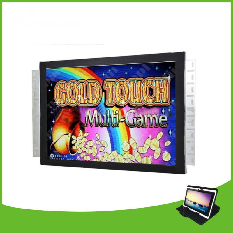 22'' Infrared Touchscreen Game LCD Monitor For Fox 340 Pog T340 (Pot O Gold) Wms