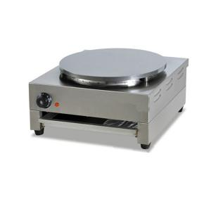 Stainless Steel Electric Crepe Makers Commercial Use