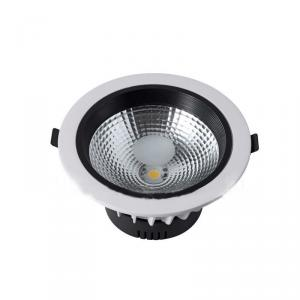 Cree COB Warm White 70D 7 Inch Dimmable 30W LED Recessed Down Light