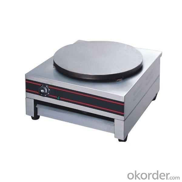 Electric Crepe Maker Easy Operation and Easy Clean