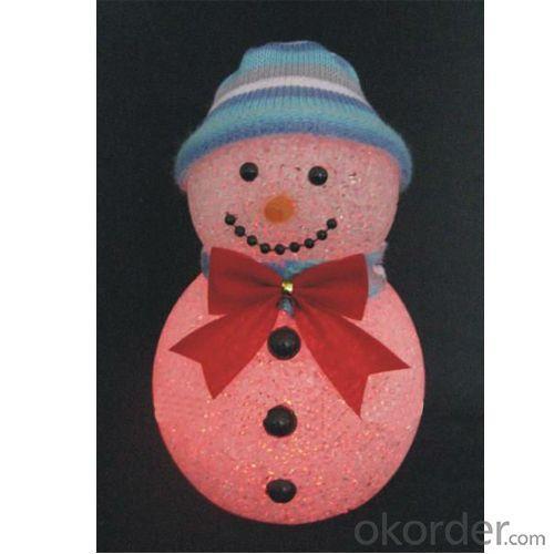 2014 Newest 48 Lights Snowman Led Light Winter Gift