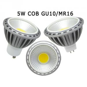 New Gu10 Cob Led Bulb 5W Dimmable With Ce