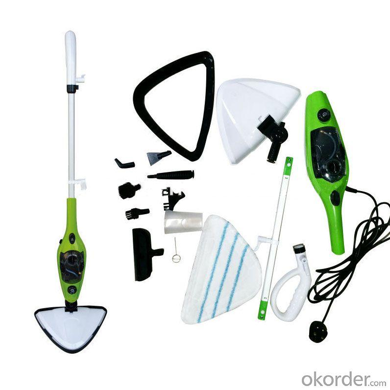 Steam Cleaner 10 In 1 Steam Mop With Ce &Amp; Rohs/X10 Steam Mop/Handheld Steamer