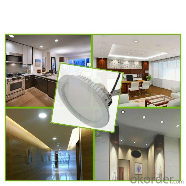 10w 16w 18w 25w High Quality Samsung Led Downlight