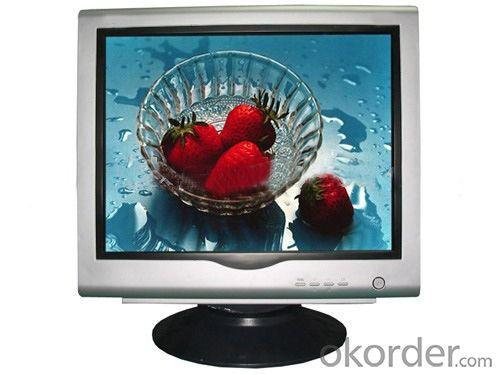 17-Inch Pure Flat CRT Pc Monitor With 0.25Mm Dot Pitch Comfort For Eyes And Low Power Consumption Model 775Ea-3A