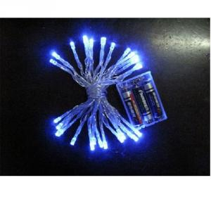 Wonderful Blue Battery Home Decoration Lighting