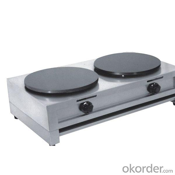 Gas Crepe Maker Machine Multi-function and Durable