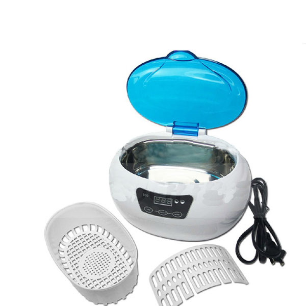 Jp-890 600Ml Household Mini Ultrasonic Cleaner