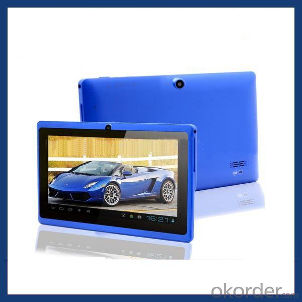 Wholesale 7&Quot; Rockchip Rk3026 / Allwinner A23 Dual Camera Android Tablet Q88