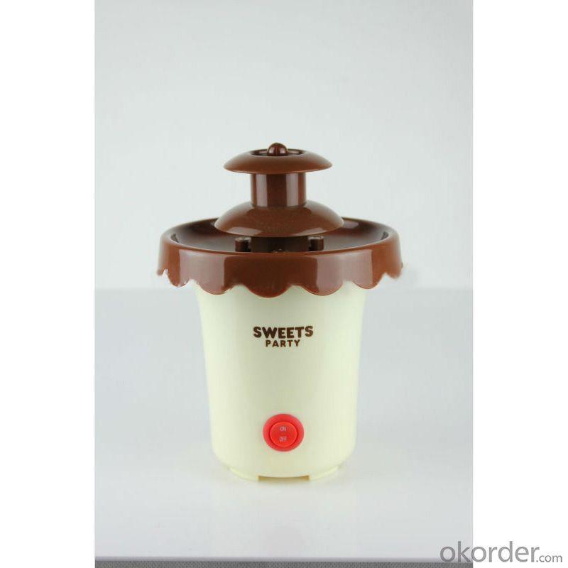 Mini Home Chocolate Fountain/Toy Fountain/6V 2W