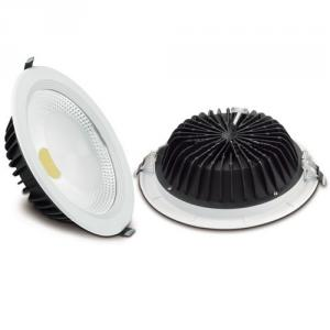 New Product 8W/10W/15W/20W/30W Warm White COB LED Downlight Made in China