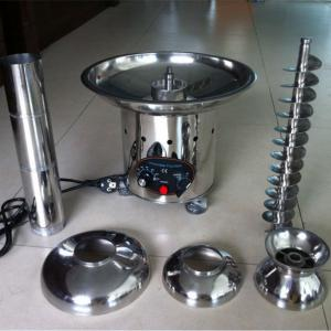 Stainless Steel Chocolate Fondue Fountain/4 Tier Chocolate Fountain/Chocolate Fountain Sale