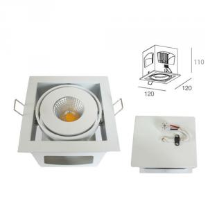 COB LED Downlight 20W, People Will Gather