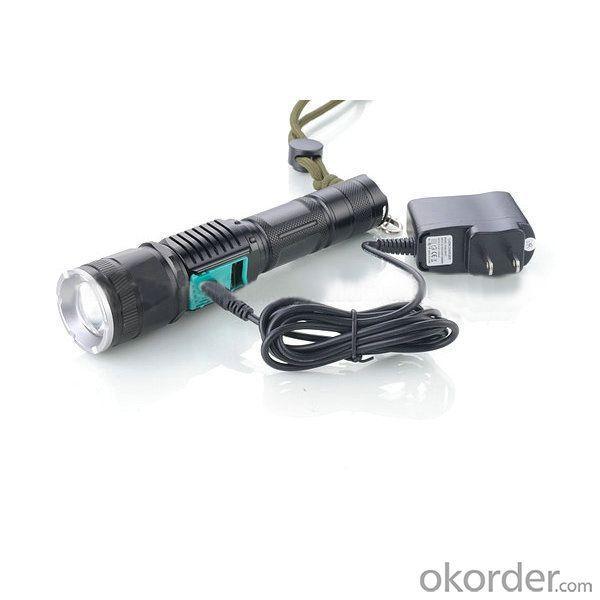 2014 New CREE LED Flashlight