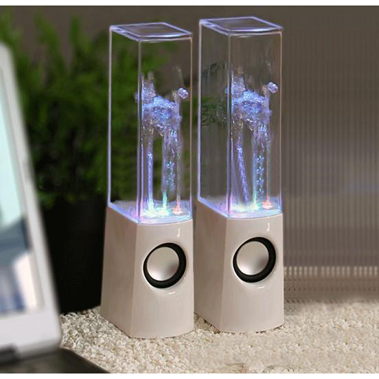 Bluetooth Led Dancing Water Speakers