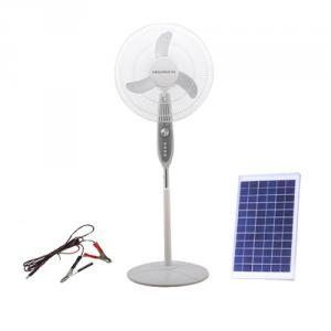 Solar Power Fan 12V With Remote Control