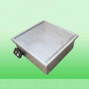 Electric Induction Griddle Minimum Heat Radiation
