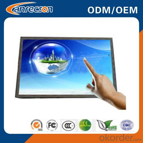 Industrial Lcd Open Frame Monitor With Resistive Touch Screen From 7'' To 24''