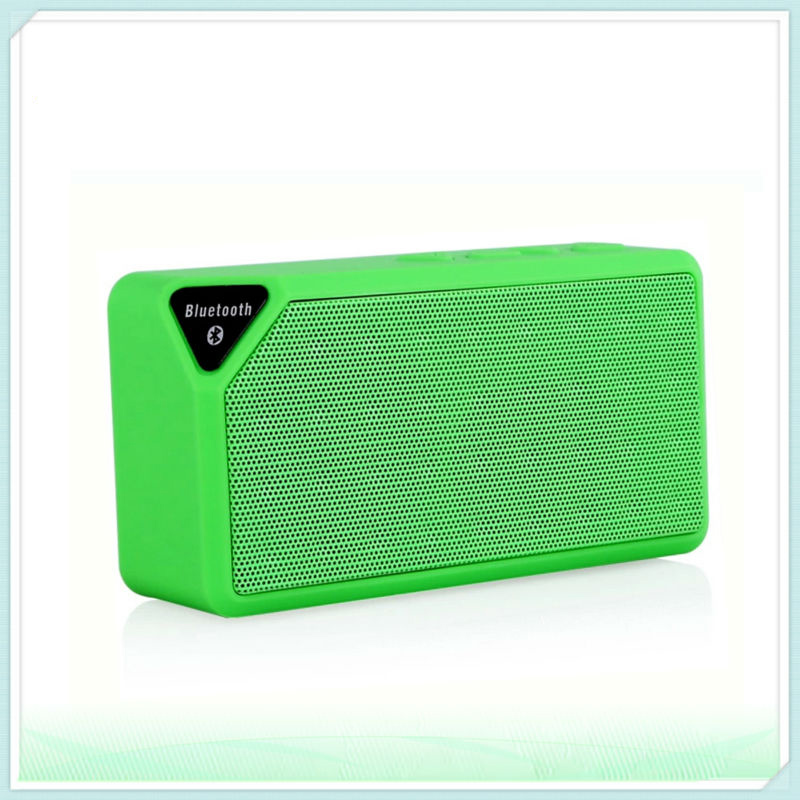 16 Dual Core Bass Wireless Speaker , Cheap Bluetooth Speaker
