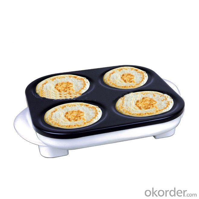 Stainless Steel Crepe Maker for Pancake