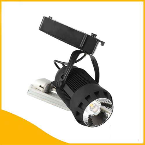 High Power 3 Phase Wholesale 30W Cob Led Track Light
