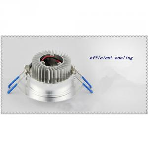 Super Bright And High Quality 12w LED Downlight