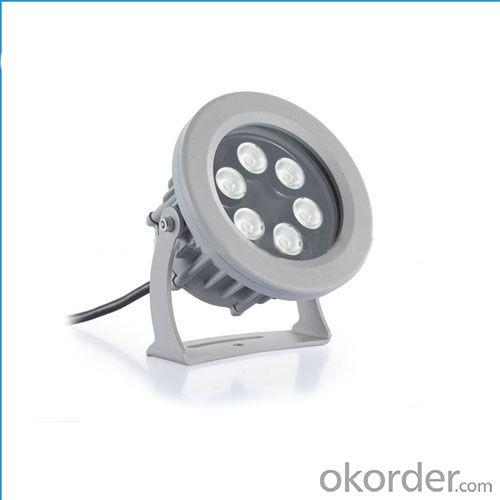 Outdoor IP65 6Watt LED Garden Light By Professional Manufacturer