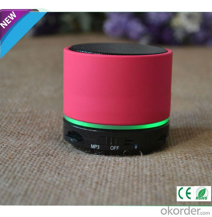 2014 Hotselling Promotional Gifts Mini Bluetooth Speaker S11 With Good Factory Price