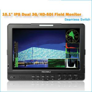 10.1 Inch Ips LCD Camera Monitor With Waveform Vectorscope Histogram