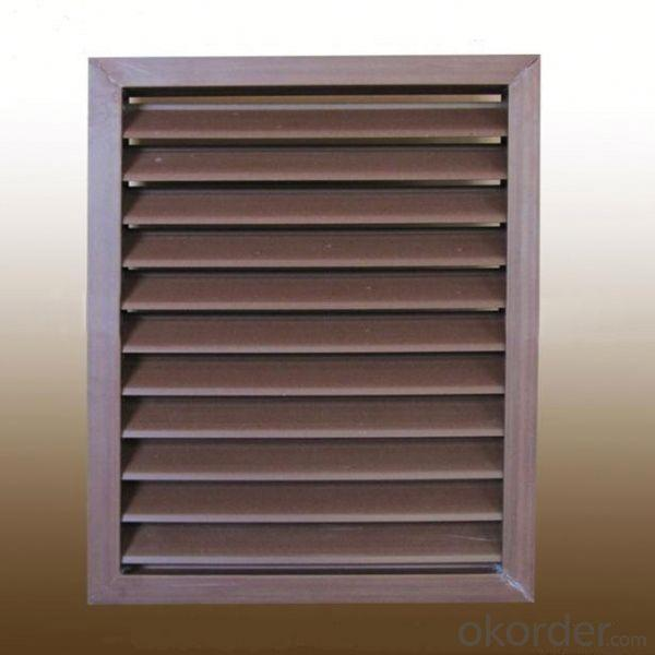 WPC Decorative Fence for Air-conditioner