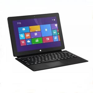 High Quality 10 inch Inter Z3740 CPU Windows 8 Mini Laptop With IPS Capacitive Screen 2GB Memory Bluetooth