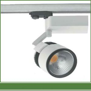 High Power Cob 20W 30W Led Track Light With Ce &Amp;Rohs