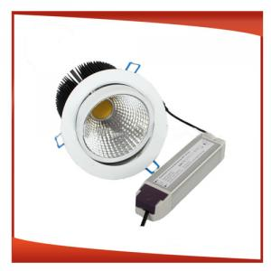 90 CRI 1000Lum 10w New Led Downlight COB 95%PF,81%CRI COB Led Downlight