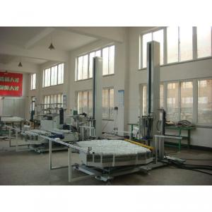 Stretch Film Wrapping Machine Automatic Clumping and Cutting System