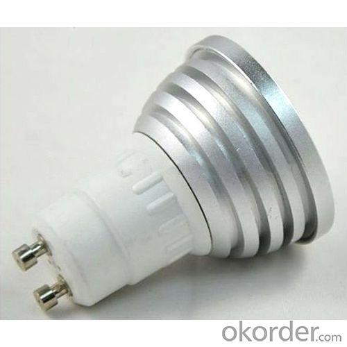 3W Dimmable Mr16 Gu10 E27 E26 E14 B22 Remote Control 16 Colors Rgb Led Spotlight Bulb Lamp Spot Light