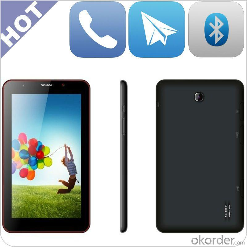 Hot Sale Support Calling,Bluetooth,Dual Camera Android Tablet Pc