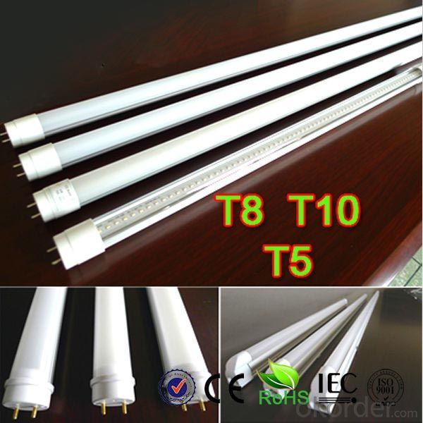 Buy Direct From Factory 9W-24W 600Mm-1500Mm Ip44 Ce Rohs Led Tube Light T8 Led Read Tube